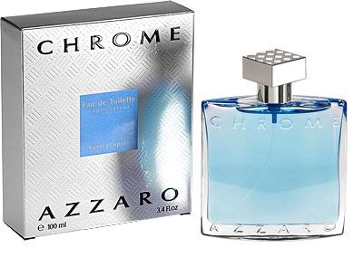 Azzaro chrome - best citrus perfumes 2016