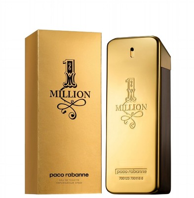Paco Rabanne 1 million eau de toilette - Eau de Toilette spray