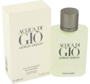 Acqua Di Gio - Best perfume for men