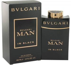 Bvlgari in black - best perfume for men