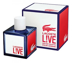 Lacoste live - best aquatic cologne