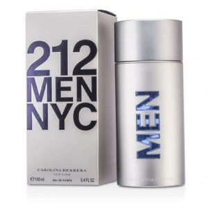 212 men by carolina herrera - best smelling men's cologne