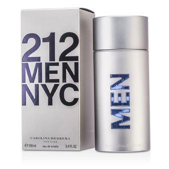 212 By Carolina Herrera - Best perfume for men